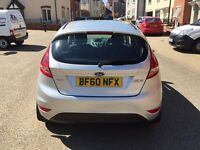 Ford Fiesta 1.4 TDCI Diesel 2010 FSH 2 Keys £30 Road tax 12 months MoT 99k PX Welcome UK Delivery