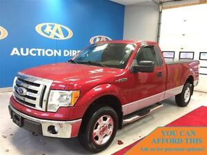2009 Ford F-150 XLT, 4X4, FINANCE NOW!!