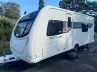 2011 Sterling Eccles *twin fixed bed* 4 berth