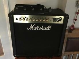 Marshall MG 50FX Guitar Amp