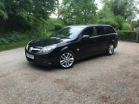 2008 Vauxhall Vectra SRi 1.9 CDTi 150 Estate - SatNav - Long MOT