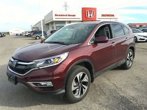 2015 Honda CR-V Touring Stratford Kitchener Area image 10
