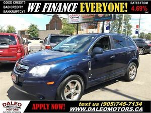 2009 Saturn VUE GREAT FUEL SAVER NO CREDIT CHECK LEASES