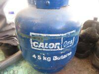 EMPTY CALOR GAS BOTTLE 4.5KG