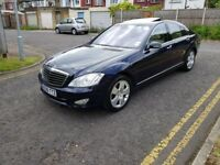 2006 Mercedes-Benz S Class 3.0 S320 CDI 7G-Tronic 4dr Automatic @07445775115