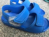 Adidas Sandals Size 1