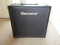 "Blackstar 10"" Speaker Cabinet loaded with Celestion Greenback."