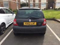Renault Clio For Sale £250