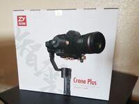 Zhiyun Crane Plus (latest version) - Brand new