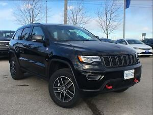 2017 Jeep Grand Cherokee *TRAILHAWK*PREMIUM LEATHER GROUP*NAVIGA