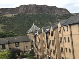 Furnished 1 Bedroom Modern Flat with Parking Near Royal Mile - Available Mid-OCT for Short Term Let