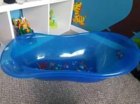 Large baby bath