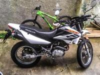 Honda XR 125cc 08 plate