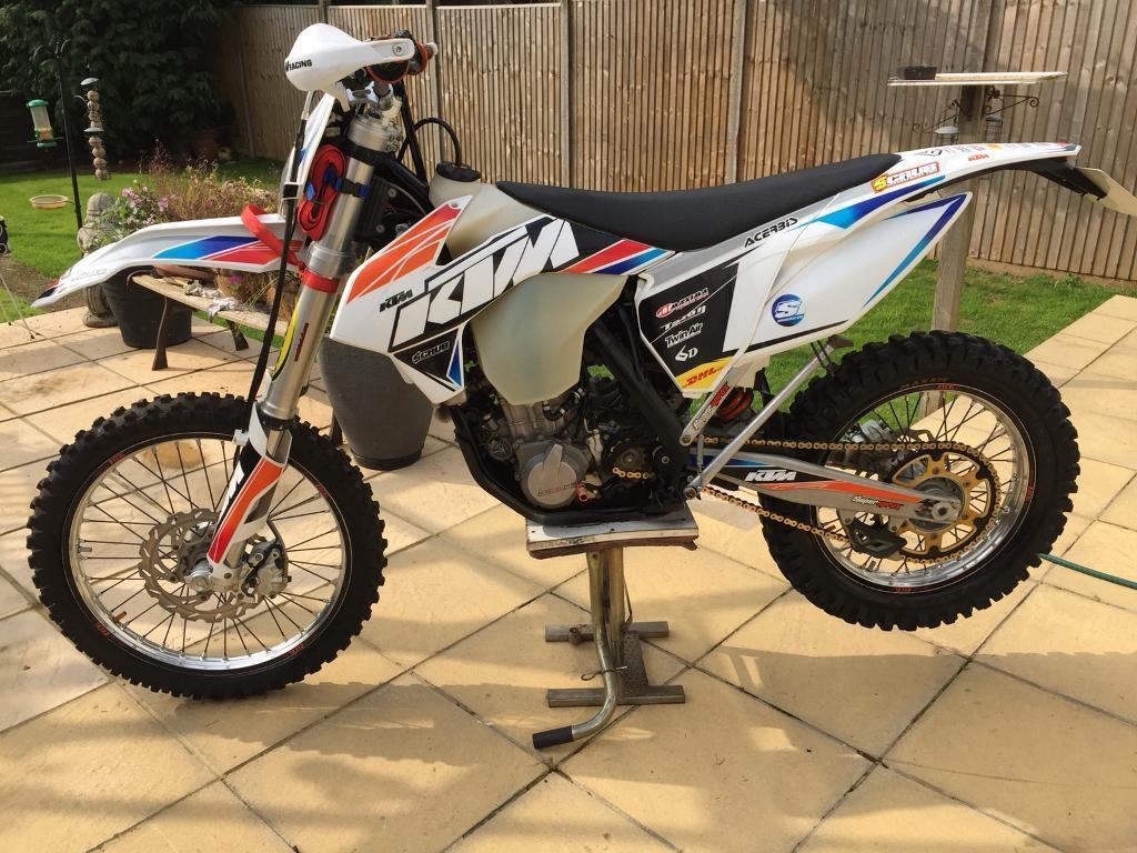 Ktm 450 exc 2013 | in Havant, Hampshire | Gumtree