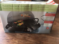1800W electric BBQ, excellent condition, used once