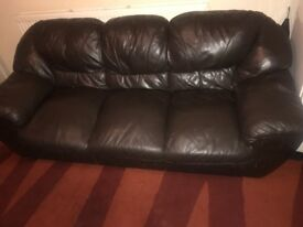 3+2 sitters sofa with free 3 sitter including 3 beds and wardrobe