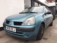 Renault Clio 1.5 dCi Expression 5dr ONLY £30.00 PER YEAR ROAD TAX
