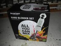 Silvercrest Hand Blender Processor