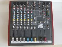 Allen & Heath Zed Sixty 10FX Mixer