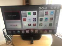 """Smart tv LG 47"""" 3D Full Hd"""