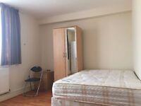 Double Room, All Bills Inclusive, Free Wifi, Furnished Room, 2 Min Walking Dis. Tube