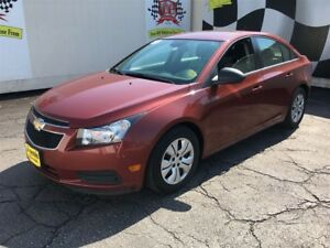2012 Chevrolet Cruze LS, Onstar, Power Group, Auto Headlamps