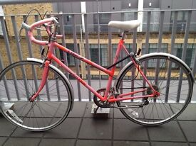 Pink Rayleigh Bicycle
