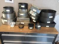 Professional Cake tins and baking Equipment