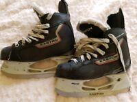 Easton ice hockey boots size s