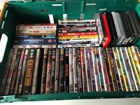 Box of 60 DVDs 18s