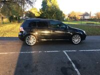 Black Golf, 1.6 fsi, R32 looks, drives excellent, petrol, 6 speed manual