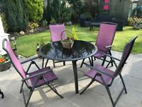 Garden patio set NOW SOLD
