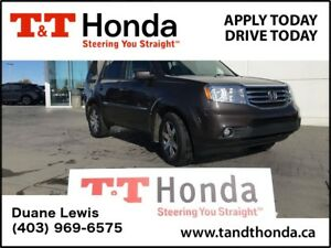 2012 Honda Pilot Touring *Navi, Rear Camera, Sunroof, Bluetooth*