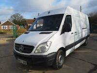2007 Merc Sprinter LWB Hi Top 2.5 Diesel... Not VW Crafter... Not Iveco Daily