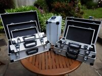 Aluminium Tool Cases