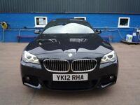 2012 BMW 5 Series 3.0 535d M Sport 4dr