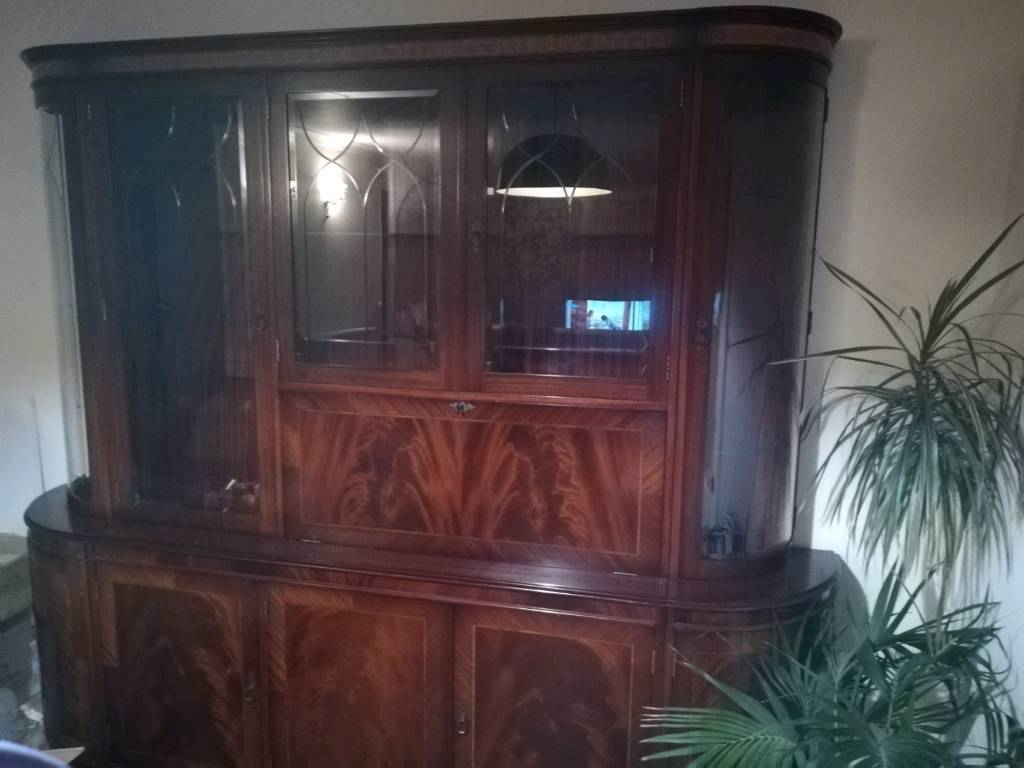 Living Room Dining Cabinet Unit