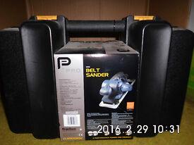 pro belt sander 900w