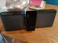 Sony Personal Audio Docking for iPod or iPhone