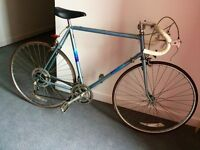 Raleigh 'esprit' vintage racer racing bike