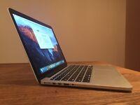 "2013 MacBook Pro Retina 13"" - 2.4GHz i5/4GB RAM/128GB SSD - Office 2016"