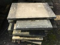 Old Paving Slabs