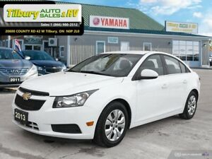 2013 Chevrolet Cruze LT Turbo. *TOUCH SCREEN DISPLAY. BACK UP CA