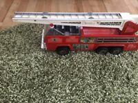 Vintage tonka metal fire truck