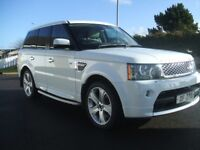 2011 Range Rover Sport HSE Luxury. In Pristine Condition. Only 56300 Miles