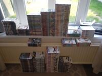 Alot of manga to go theres 191 books to go
