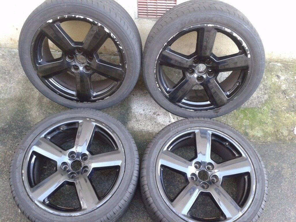18 inch alloy wheels x 4 AUDI VW