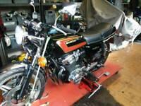 Honda cb 750 F2 four