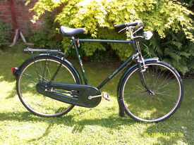 RALEIGH SUPERB THREE SPEED ONE OF MANY QUALITY BICYCLES FOR SALE