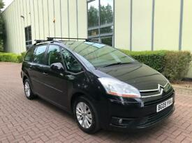 CITROEN C4 GRAND PICASSO 1.6 VTR+ 7 SEATS PX WELCOME